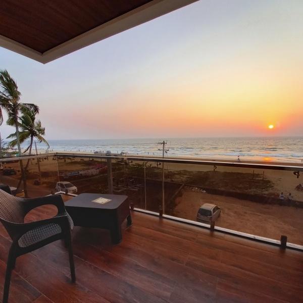 RK Beachfront About